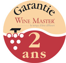 Garanties WineMaster