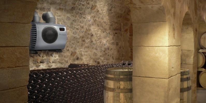 Climatiseur de Cave à Vin WineMaster IN25 par Fondis