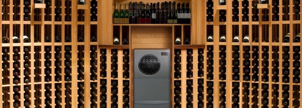 Climatiseur de Cave à Vin WineMaster IN50+ par Fondis