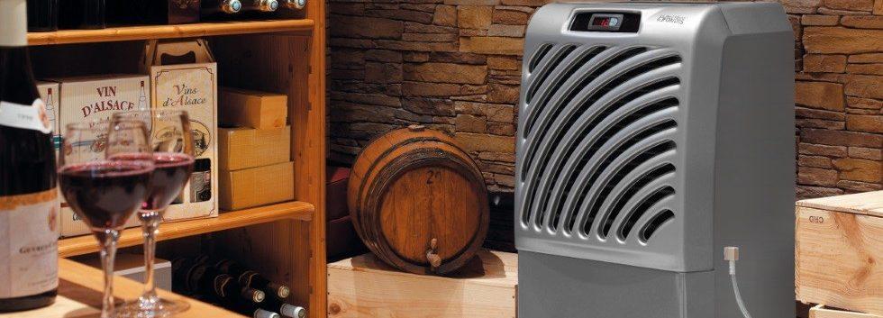Climatiseur de Cave à Vin WineMaster SP100 par Fondis