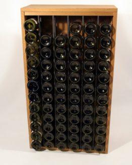 Casier à Barreaux 72 Bouteilles de Vin