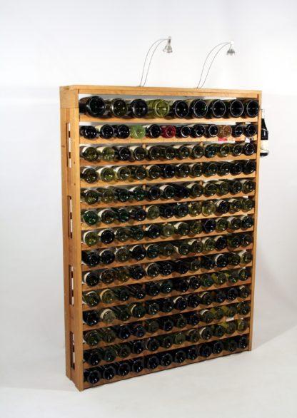 Casier 168 Bouteilles de Vin