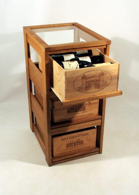 Rangement 1 Caisse de Vin WineMaster