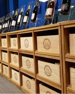 Rangement Caisse de Vin